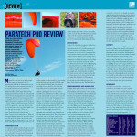 Paraglider review: Paratech P80