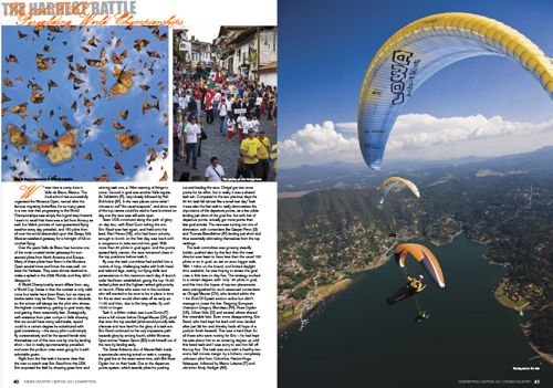 Cross Country magazine ... The best in hang gliding and paragliding for over 20 years