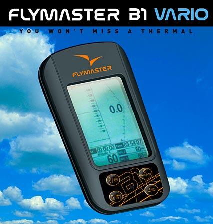 Flymaster B1 vario