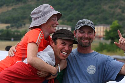 2008 Hang gliding Worlds: the winners