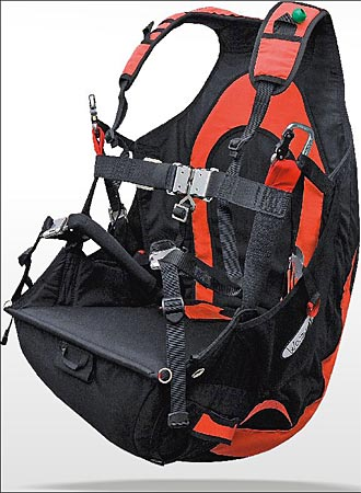 Woody Valley X-Pression acro paragliding harness
