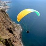 Sky Anakis intermediate paraglider