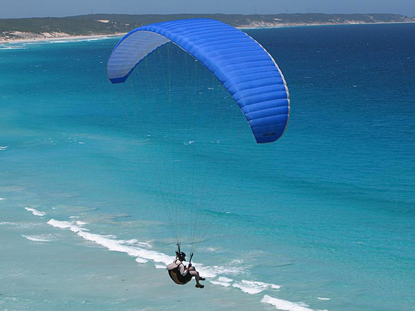 adventure sports - australian beaches