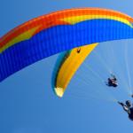 Sol Ellus 3 intermediate paraglider