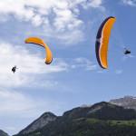 Mac Para Eden 4 intermediate paraglider