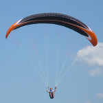 Skyline Falcon intermediate paraglider