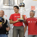 Charles Cazaux wins Paragliding World Cup Superfinal 2009