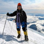 Aconcagua trek and fly for prostate cancer research