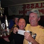 Rick Duncan wins 2009 Canungra Classic hang gliding competition