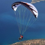 U-Turn Bodyguard II XL or tandem paraglider