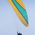 Aircross U-Fly intermediate paraglider
