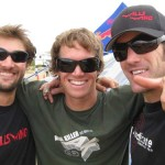 Wills Wing hang glider pilots take 1,2,3 at Canoa Open, Ecuador
