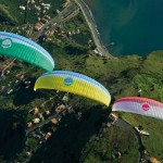 Gradient Golden 3 intermediate paraglider