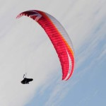 Skywalk Chili2 intermediate paraglider