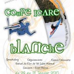 Coupe Icare Blanche fancy dress, speed riding and film festival 2010