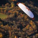 ITV mini tandem paraglider, the Awak 33