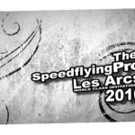 The Speedflying Pro Les Arcs 2010