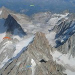 Absolute Chamonix mountain paragliding courses