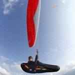 Axis Para Mercury III competition paraglider