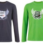 UP long sleeve T shirts for 2010
