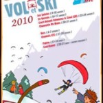 Alps Vol et Ski paragliding challenges 2010, results so far