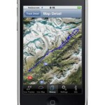 Livetrack24lite: iPhone GPS tracking program for hang glider and paraglider pilots