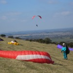 British paragliding and hang gliding under threat