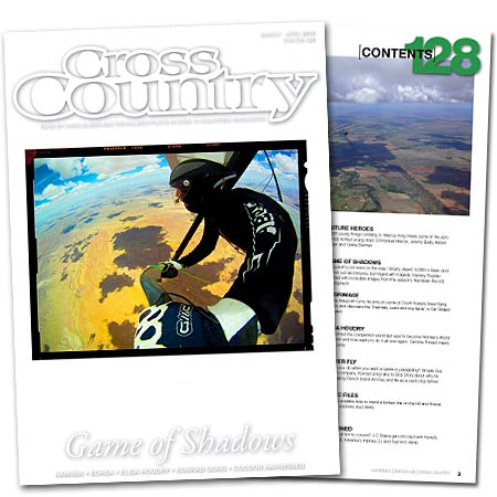Cross Country Magazine Issue 128 Contents