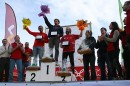 Paraglider podium for 2010 Monte Grappa Trophy
