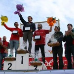 Manfred Ruhmer and Luc Armant win Monte Grappa Trophy 2010