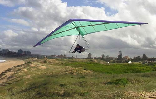 Moyes Malibu skyfloater now available in smaller 166 size for 2010