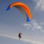 Paratech P28 intermediate paraglider