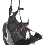 U-Turn IQ3 reversible paragliding harness
