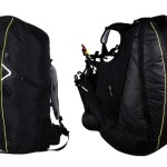 Gin Verso reversible paragliding harness /rucksack