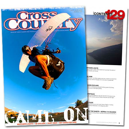 Cross Country International Issue 129 Contents
