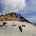 Babadag mountain, Turkey has been improved for free-flyers ahead of Air Games in October