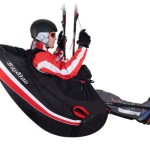 Charly Capitan paraglider harness