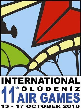 Olu Deniz Air Games 2010 poster