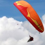 The FLX.3, Ozone's latest Felix Rodriguez acro paraglider