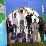 Pal Takats wins Acrobatixx: the first acro paragliding world cup event of 2010