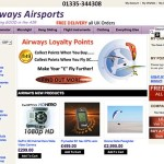 Airways Airsports offer UK pilots discounts for flying