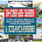Forbes Flatlands hang gliding championships 2011