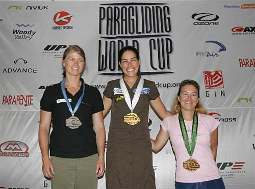 PWC Chelan 2010 womens podium