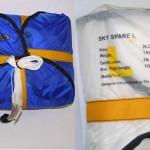 Sky Spare Light reserve parachute