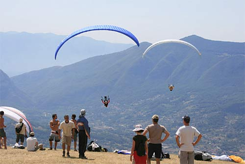Xcamp 2010 is to be held in the Matese Mountains of Central Italy