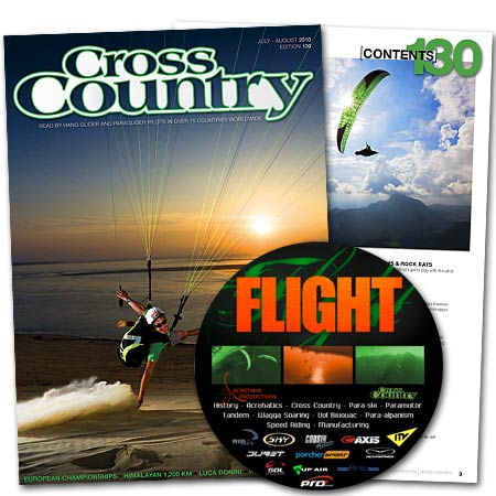 Cross Country Magazine Issue 130 Contents