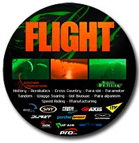 Free copy of Flight DVD with Cross Country Issue 130