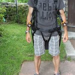 DHV safety advice for users of cocoon-type paraglider harnesses