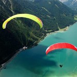 Nova Ion Light intermediate paraglider