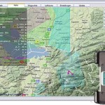 PC software for the Skytraxx Control vario/GPS